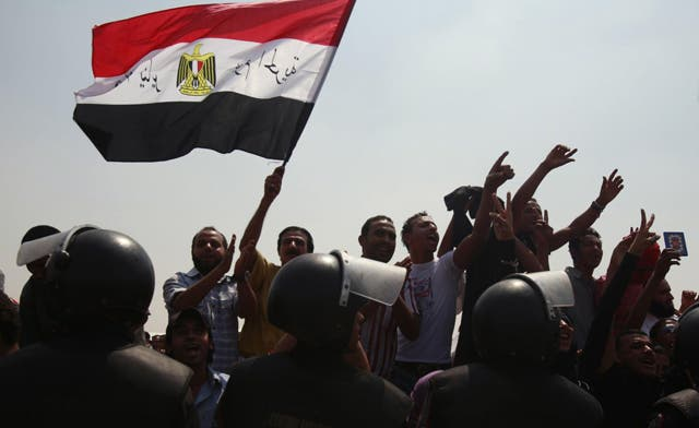 Egypt liberals launch 'The Egyptian Bloc' to counter Islamists in Nov. vote