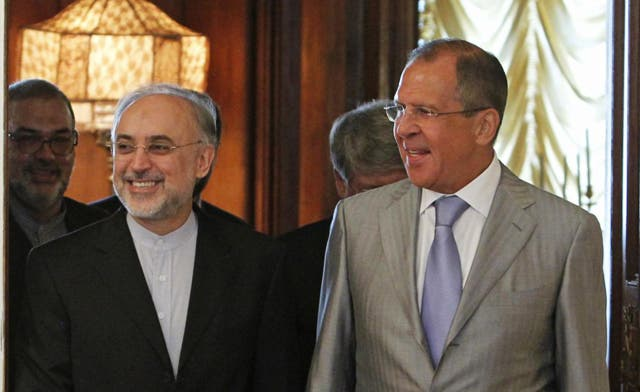 Iran seeks nuclear crisis breakthrough as Moscow proposes step-by-step approach