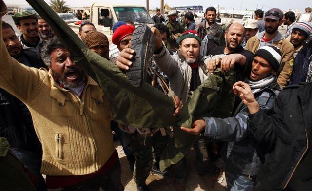 Libyan rebels claim to have seized eastern oil terminal Brega