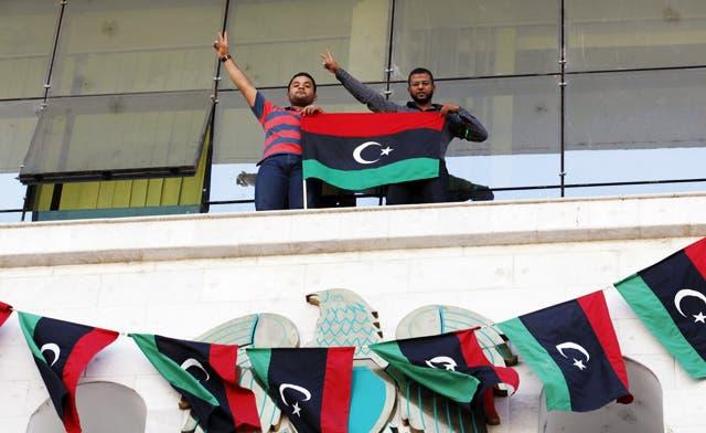 Neighboring Tunisia recognizes Libyan rebels