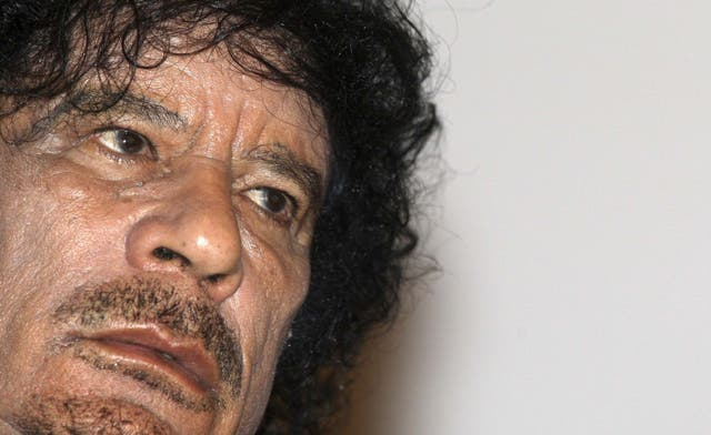 After 41 years in power, Qaddafi whereabouts a mystery as rebels close in