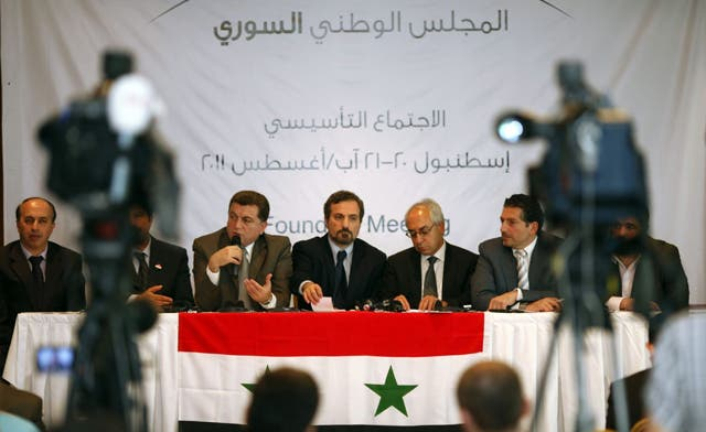 After Istanbul meeting, Syrian dissidents form 'national council' to oust Assad