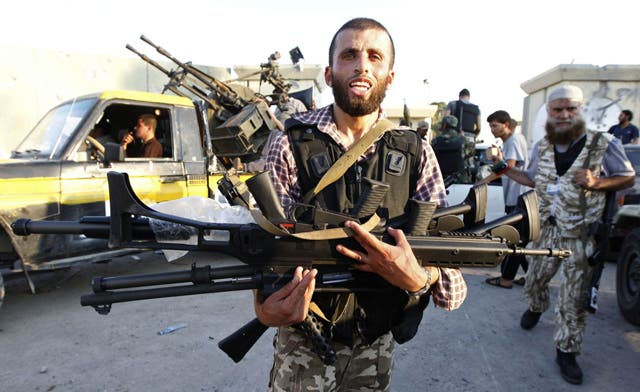 Concerns over looting of Libyan weapons, experts less worried about nuclear, chemical stockpiles