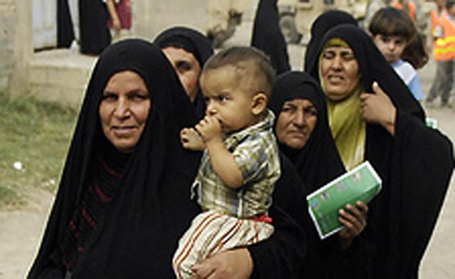 Iraqi women heading households struggle financially