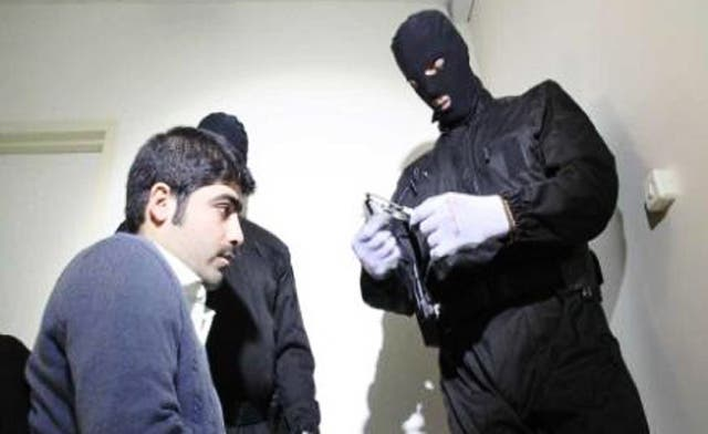 Kick boxer assassin says Mossad behind Iran scientist murder, opposition skeptical