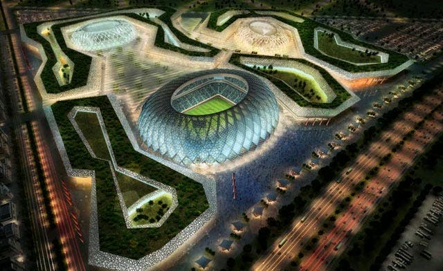 Qatar's Doha officially launches bid for 2020 Olympics
