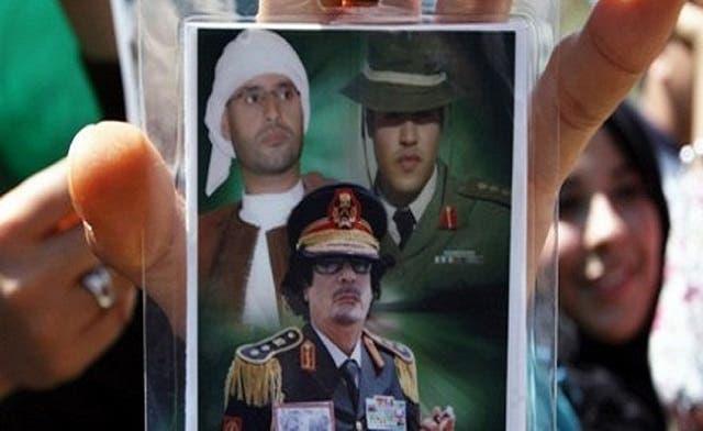 Rebel officer says Qaddafi's son Khamis killed in clash near Tripoli