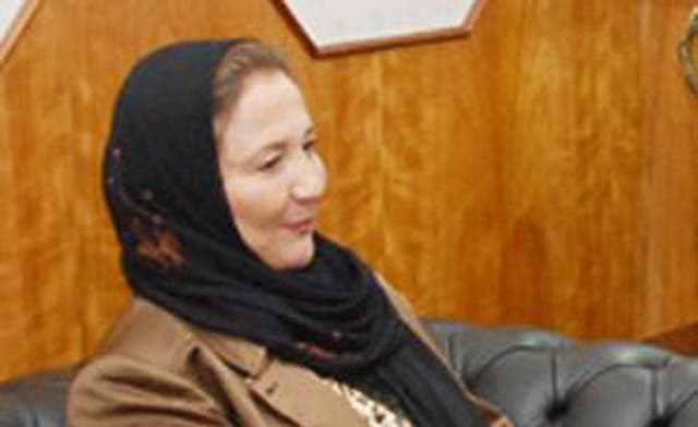 Brutal legacy: Qaddafi's 'Huda the Hang Woman' will now face her own executioner