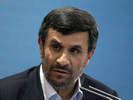 احمدی نژاد: بشار اسد سرکوب را متوقف و با مخالفان گفت و گو کند