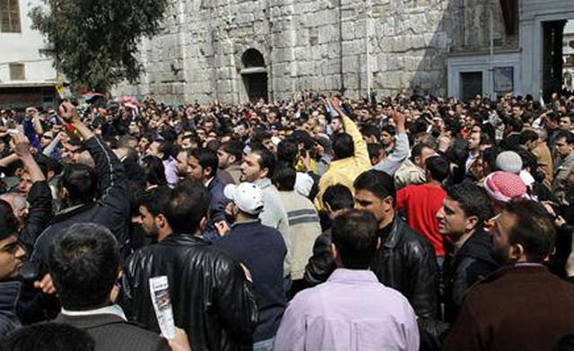 More deaths reported as Syrian demonstrators call for international protection