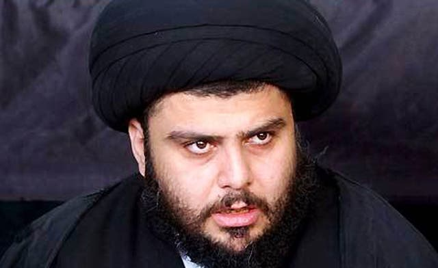 Iraq's Sadr says to halt attacks on US troops before pullout