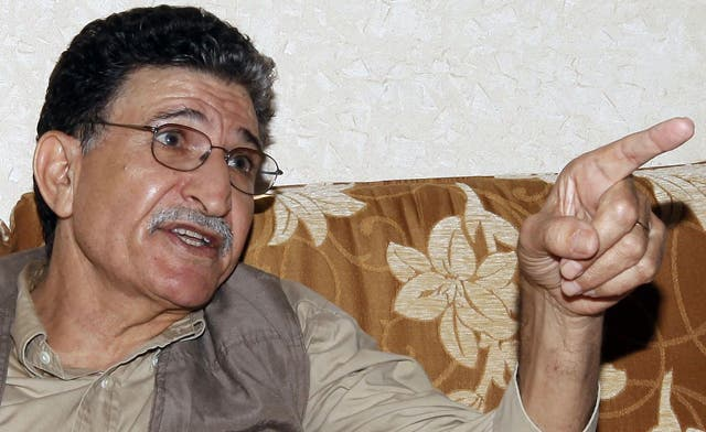 At bay, captured Libyan spy chief defiant and denies any wrongdoing