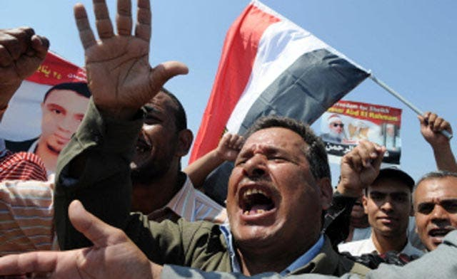 Anger sweeps Egypt as emergency law makes powerful comeback