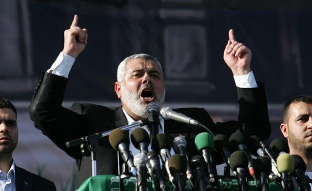 Hamas rejects U.N. bid, saying it compromises 'historical Palestine'