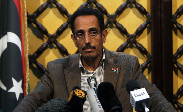 Libya interim government to be announced within days: NTC