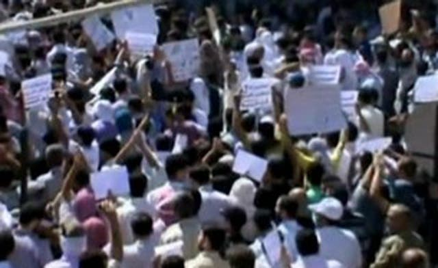 Syrian agents target activists and protesters' families: human rights groups
