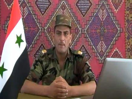 أحد مؤسسي الجيش السوري الحر: المنشقون تجاوزوا 10 آلاف ونقوم بعمليات نوعية