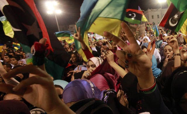Libya's Berbers demand post-revolution dues