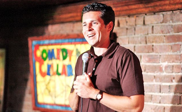 Racism, war and laughs for Arab-Americans