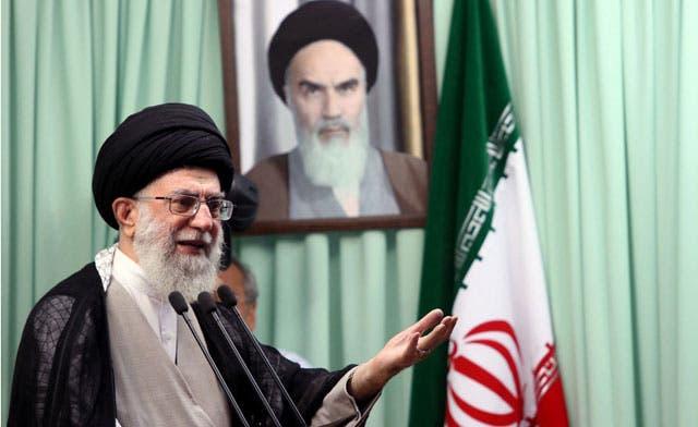 Iran 'totally rejects' Palestine U.N. statehood bid