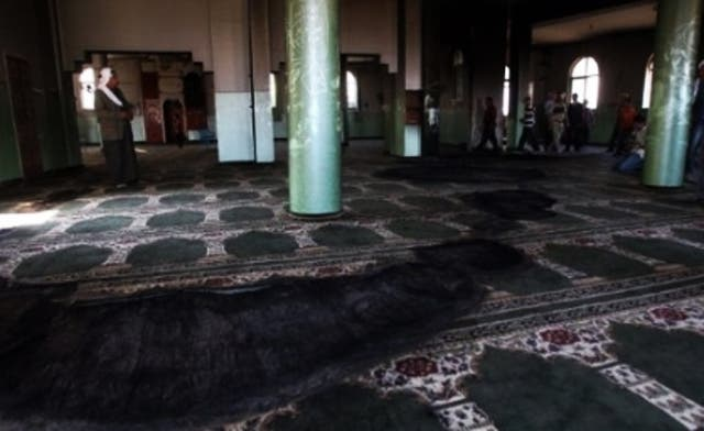 Mosque torched in apparent 'price tag' assault; PM says attack against Israel's values