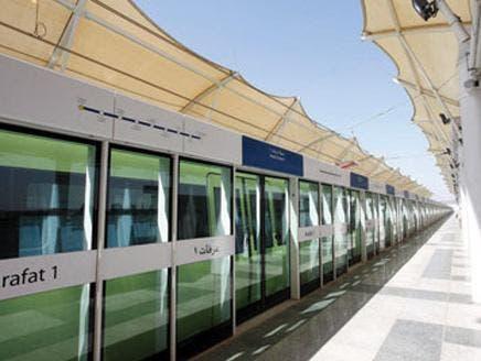 سعودی عرب: حجاج کرام کی سہولت کے لیے ٹرین منصوبہ تیار