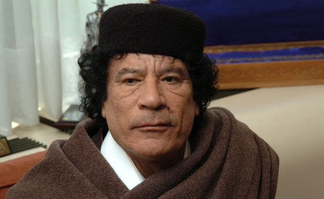 Qaddafi warns developing world of similar fate; Jibril says deposed leader hiding in south Libya