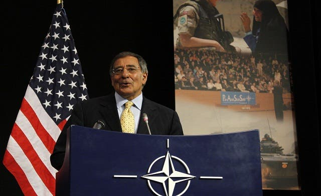 After Libya, U.S. cannot bail out NATO shortfalls: Panetta