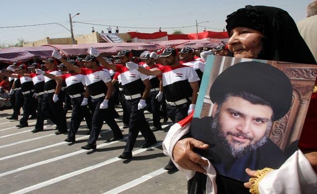U.S. army training mission in Iraq OK after 'full withdrawal:' Sadr