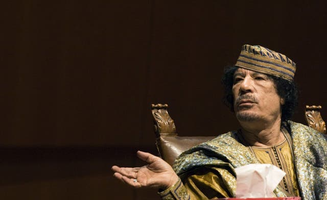 Libyan PM says Qaddafi died from bullet to head; who pulled the trigger?