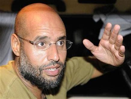 سیف الاسلام خطاب به انقلابیون: ای موش ها ! به مقاومت ادامه می دهیم