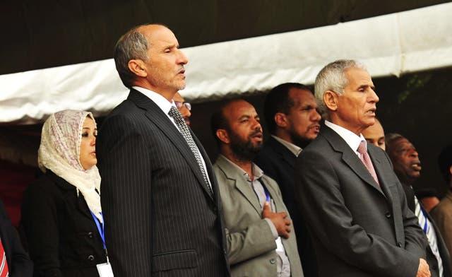 Mustapha Ajbaili: Libyan NTC chief's 'liberation' speech raises eyebrows