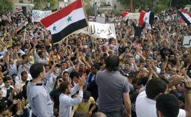 More deaths reported in Syria crackdown as protesters renew call for no-fly zone