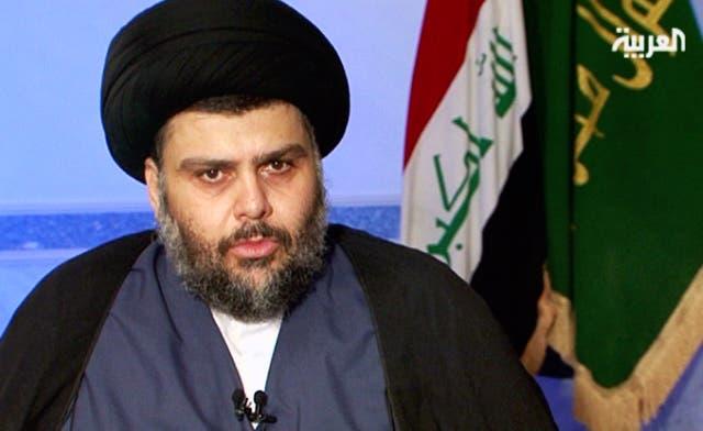 Moqtada al-Sadr rejects any U.S. presence after troops' pullout