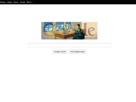 """""""جوجل"""" يحتفل بالذكرى الـ 144 لميلاد العالمة البولندية ماري كوري"""