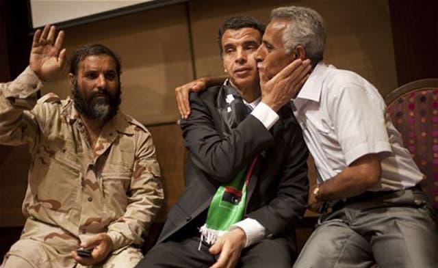 Libyan dissident recalls disobeying Qaddafi's orders