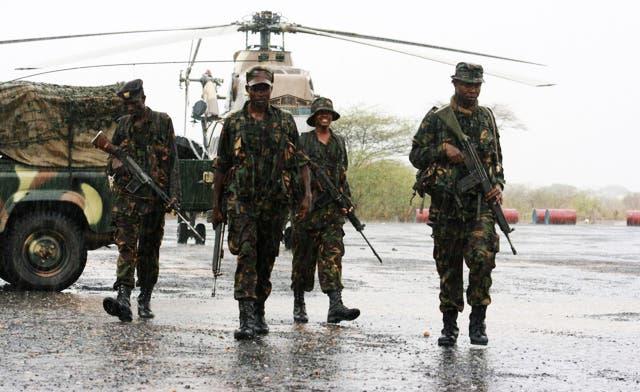 Somalia's al-Shabaab bashes Kenya-Israel security pact