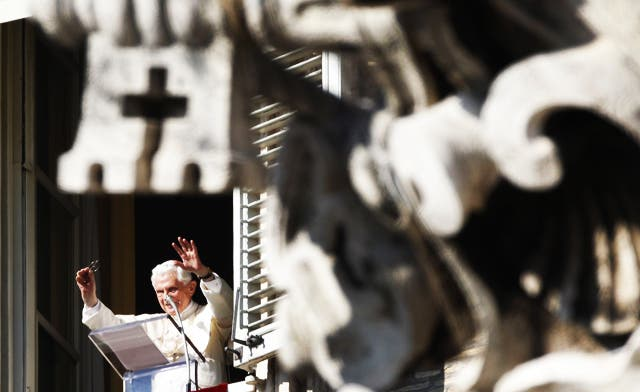 Pope Benedict XVI brings message of hope for Africa – the continent of religions