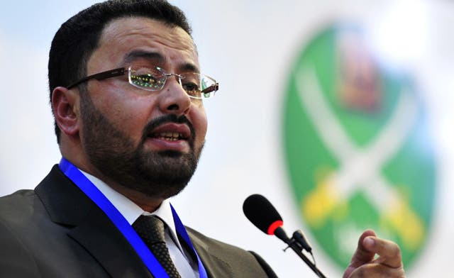 Libya's Muslim Brotherhood holds their first congress in Benghazi after 25 years