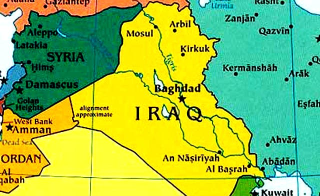 Iraq's Syria stance is Sunni-Shiite related, analysts say