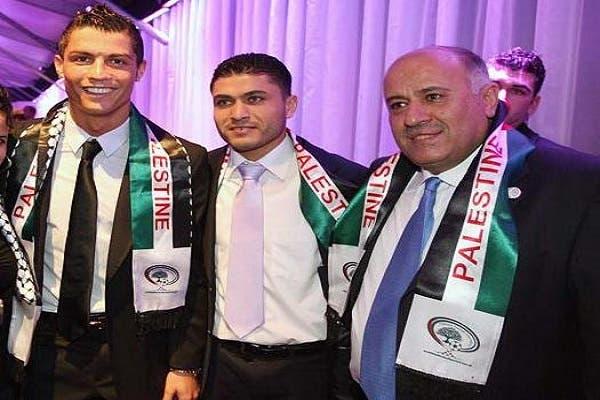 البرتغالي رونالدو يتعاطف مع فلسطين ويتبرّع لأطفال غزة