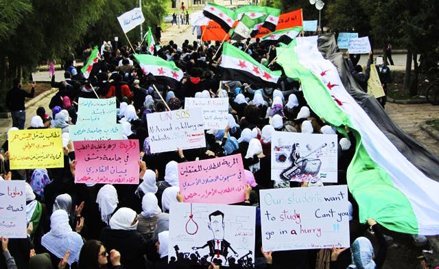 Isolated Syria eyes Iraq, Lebanon economic lifelines to counter sanctions