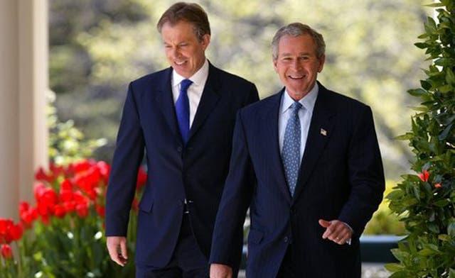Bush, Blair guilty in Malaysia 'war crimes trial'