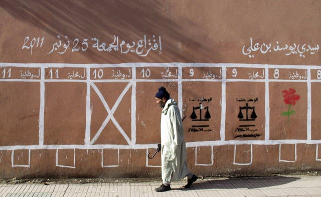 Correspondent's Outtakes: Notes from Tangier ahead of the elections