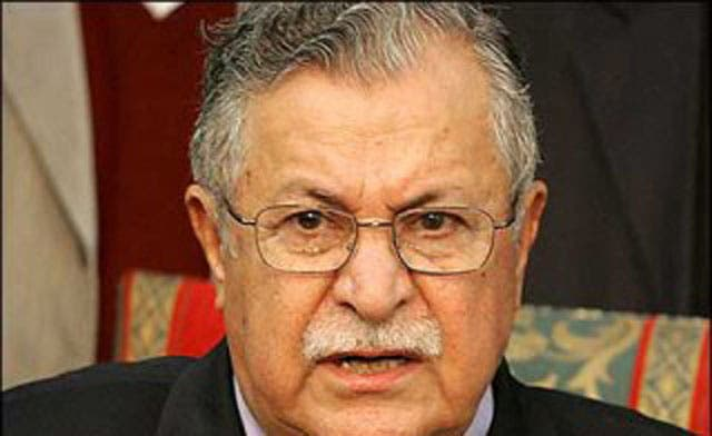 Iraq leader worried about 'radical' threat in Syria