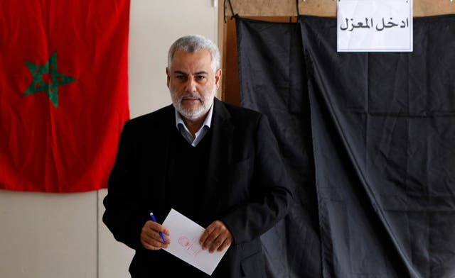 Morocco's moderate Islamist PJD party wins 107 seats