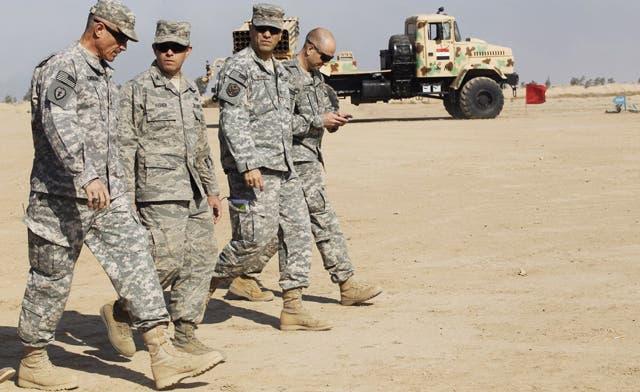 U.S. to spend over $6 billion in Iraq next year