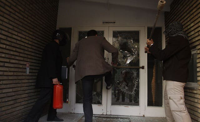 UK embassy attack orchestrated by Iranian authorities: sources