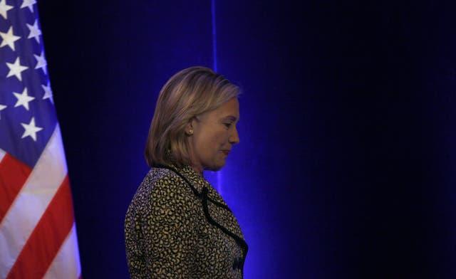 Clinton criticism sparks Israeli anger