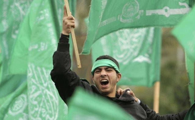 Hamas marks 24th anniversary, hails Arab Spring Islamists